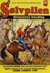 Cover for Sølvpilen (Allers Forlag, 1970 series) #15/1972