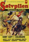 Cover for Sølvpilen (Allers Forlag, 1970 series) #16/1972