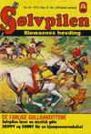 Cover for Sølvpilen (Allers Forlag, 1970 series) #18/1972