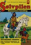Cover for Sølvpilen (Allers Forlag, 1970 series) #22/1972