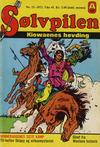 Cover for Sølvpilen (Allers Forlag, 1970 series) #23/1972