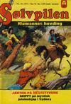 Cover for Sølvpilen (Allers Forlag, 1970 series) #26/1972