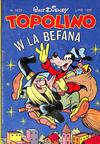 Cover for Topolino (Arnoldo Mondadori Editore, 1949 series) #1623