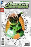 Cover for Green Lantern (DC, 2011 series) #36 [Lego Cover]