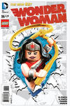 Cover for Wonder Woman (DC, 2011 series) #36 [Lego Variant Cover]