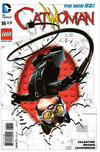 Cover for Catwoman (DC, 2011 series) #36 [Lego Variant Cover]