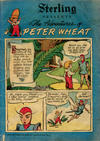Cover for The Adventures of Peter Wheat (Peter Wheat Bread and Bakers Associates, 1948 series) #31 [Sterling]