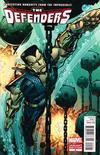 Cover Thumbnail for Defenders (2012 series) #5 [Walt Simonson Variant]