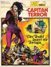Cover for Zack Comic Box (Koralle, 1972 series) #23 - Capitan Terror - Der Teufel lauert vor Tortuga