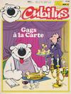 Cover for Zack Comic Box (Koralle, 1972 series) #30 - Cubitus - Gags à la carte