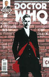 Cover for Doctor Who: The Twelfth Doctor (Titan, 2014 series) #2 [Cover A Coal Hill Wall]