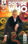 Cover for Doctor Who: The Twelfth Doctor (Titan, 2014 series) #2 [Cover B - Subscription Variant]