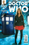 Cover for Doctor Who: The Twelfth Doctor (Titan, 2014 series) #2 [Cover C - Clara Photo Cover]