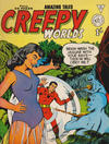 Cover for Creepy Worlds (Alan Class, 1962 series) #100