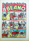 Cover for The Beano Comic (D.C. Thomson, 1938 series) #201