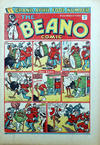 Cover for The Beano Comic (D.C. Thomson, 1938 series) #202