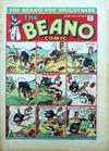 Cover for The Beano Comic (D.C. Thomson, 1938 series) #203
