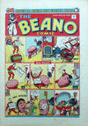 Cover for The Beano Comic (D.C. Thomson, 1938 series) #204