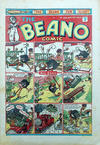 Cover for The Beano Comic (D.C. Thomson, 1938 series) #206