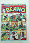 Cover for The Beano Comic (D.C. Thomson, 1938 series) #207
