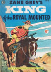 Cover for King of the Royal Mounted (World Distributors, 1953 series) #3