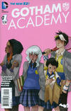 Cover Thumbnail for Gotham Academy (2014 series) #1 [2nd Printing]