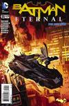Cover for Batman Eternal (DC, 2014 series) #35