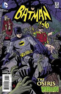 Cover Thumbnail for Batman '66 (DC, 2013 series) #17