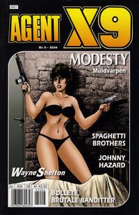 Cover Thumbnail for Agent X9 (Hjemmet / Egmont, 1998 series) #6/2009