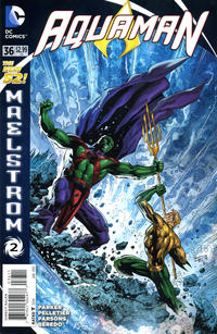 Cover Thumbnail for Aquaman (DC, 2011 series) #36 [Direct Sales]