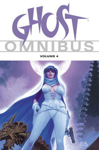 Cover Thumbnail for Ghost Omnibus (Dark Horse, 2008 series) #4
