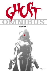 Cover Thumbnail for Ghost Omnibus (Dark Horse, 2008 series) #5