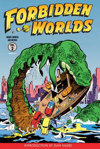 Cover Thumbnail for Forbidden Worlds Archives (Dark Horse, 2012 series) #2