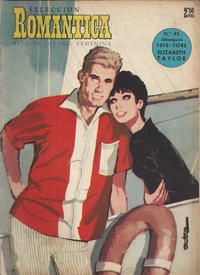 Cover Thumbnail for Romantica (Ibero Mundial de ediciones, 1961 series) #45
