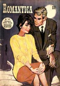 Cover Thumbnail for Romantica (Ibero Mundial de ediciones, 1961 series) #37