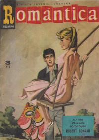 Cover Thumbnail for Romantica (Ibero Mundial de ediciones, 1961 series) #208