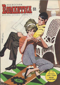 Cover Thumbnail for Romantica (Ibero Mundial de ediciones, 1961 series) #74