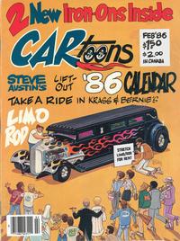Cover Thumbnail for CARtoons (Petersen Publishing, 1961 series) #[152]