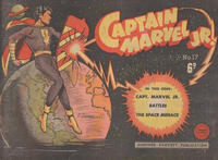 Cover Thumbnail for Captain Marvel Jr. (Cleland, 1947 series) #17