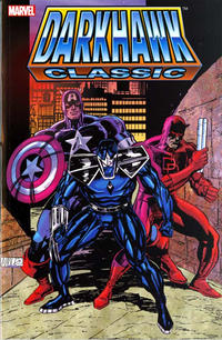 Cover Thumbnail for Darkhawk Classic (Marvel, 2012 series) #1