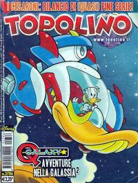 Cover Thumbnail for Topolino (The Walt Disney Company Italia, 1988 series) #2786