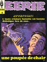 Cover Thumbnail for Eerie (Publicness, 1969 series) #6