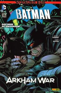 Cover Thumbnail for Batman Sonderband (Panini Deutschland, 2004 series) #44 - Arkham War