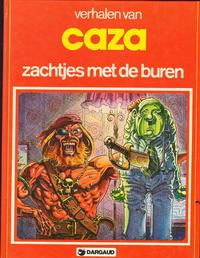 Cover Thumbnail for Zachtjes met de buren (Oberon; Dargaud Benelux, 1982 series) #11