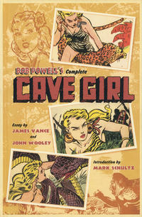 Cover Thumbnail for Bob Powell's Complete Cave Girl (Dark Horse, 2014 series)