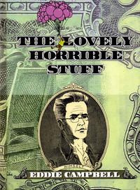 Cover Thumbnail for The Lovely Horrible Stuff (Top Shelf Productions / Knockabout Comics, 2012 series)