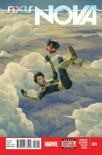 Cover Thumbnail for Nova (Marvel, 2013 series) #24