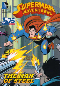 Cover Thumbnail for Superman Adventures: The Man of Steel (DC, 2013 series)