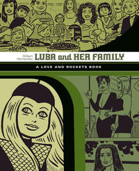 Cover Thumbnail for Love and Rockets Library (Fantagraphics, 2007 series) #[10] - Luba and Her Family