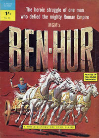 Cover Thumbnail for A Movie Classic (World Distributors, 1956 ? series) #82 - Ben-Hur
